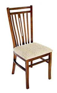 de cadeira madeira rustica