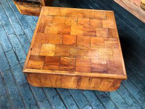 madeira de mesa de centro