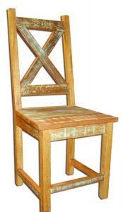 cadeira rustica madeira