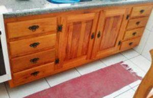 madeira demolição de moveis