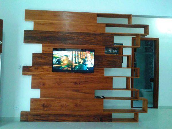 painel madeira demolição de