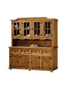 armario madeira rustico de